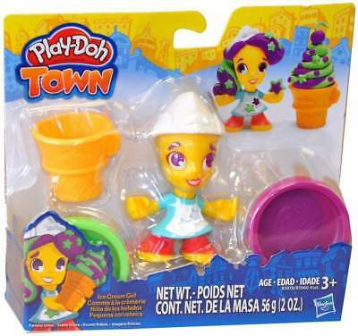 Play-Doh Town Ice Cream Girl