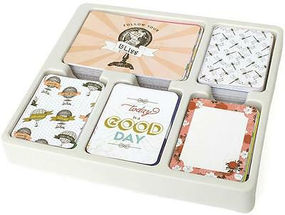 PROJECT LIFE ~ Core Kit ~ Adventure Edition ~ 616 Cards 380446 Scrapbooking