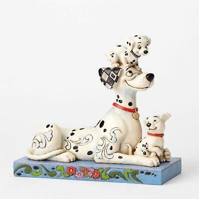 "ENESCO DISNEY Skulptur ""101 DALMAINER - Puppy Love"" Jim Shore Figur 4054278 NEU!"