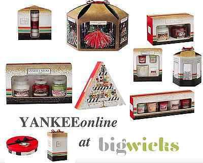 Yankee Candle Christmas Gift Sets 2016