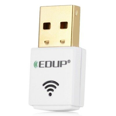 EDUP AC1619 11AC 600Mbps Dual-band Wireless Networking Adapter USB WiFi Dongles