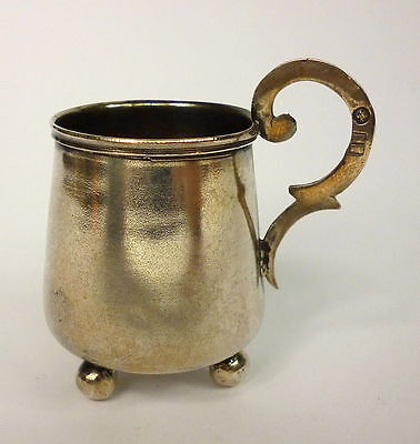Coupe Russie Moscou 1895 Moscow Russie 84 Argent