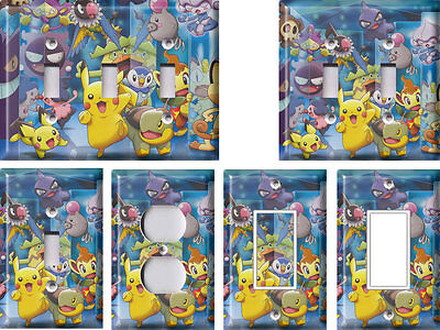 Pokemon 1 - Light Switch Covers Home Decor Outlet