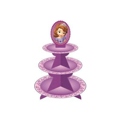 "Treat Stand Sofia The First 11.75""X16"" Holds 24 W5121664"