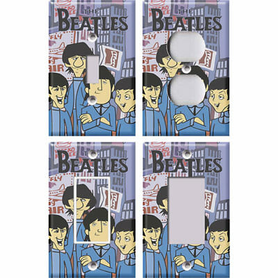 The Beatles 1 - Light Switch Covers Home Decor Outlet