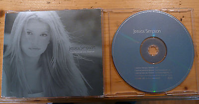 Jessica Simpson - I Wanna Love You Forever - CD Single / EP