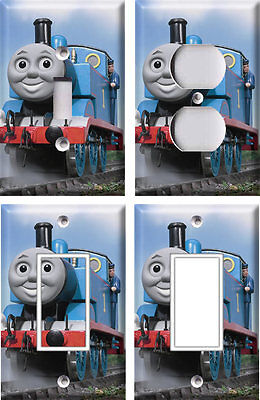 Thomas The Tank Engine - Light Switch Covers Home Decor Outlet