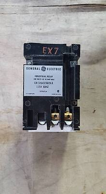 General Electric Cr120A02002Aa Relay   W143