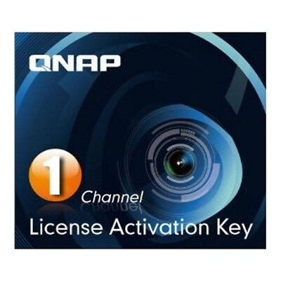 QNAP Surveillance Station Pro - Licence for 1 IP camera (Activation Key)