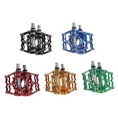 MZYRH Mountain Cycling Bike Platform Pedals Flat Sealed Bearing Bicycle Pedals