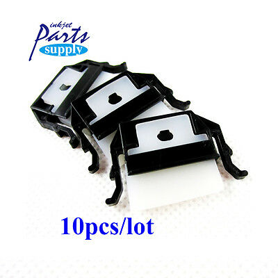 10pcs x Mimaki DX4 Printer Wiper Solvent JV3/JV4 Printer White Wipper with Stent