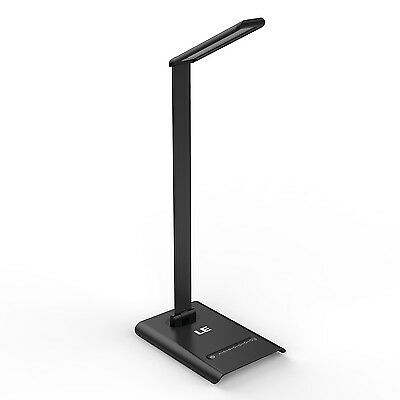 LE 6W Dimmable LED Desk Lamp Eye Protection Design Reading Book Light 7 Levels