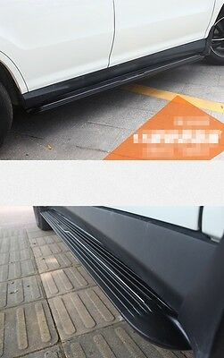 fit for Ford EDGE 2015 2016 2017 running board side step nerf bar protector