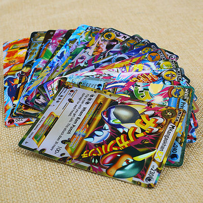 18Pcs/Set For Card All Flash Trading Cards Gifts For Kids Children HQ Hot AU