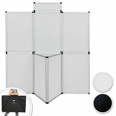 Promotion Wall Folding Panel Banner Presentation Trade Show Display Poster Stand
