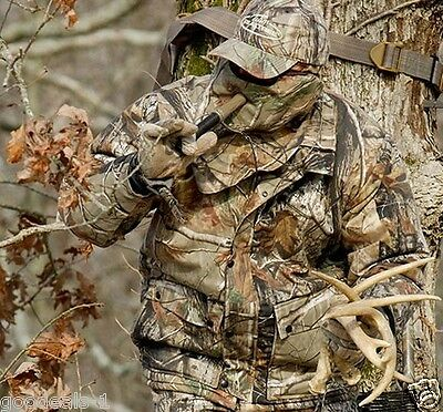 Camouflage Fishing Hunting 3D Bionic Ghillie Suit Snipper Tactical Jacket Pants