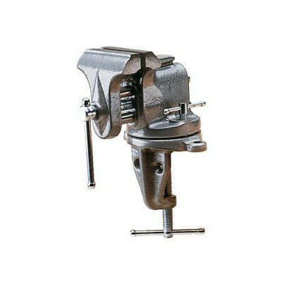 Wilton WMH33153 153, Bench Vise - Clamp-On Base, 3 in. Jaw Width, New