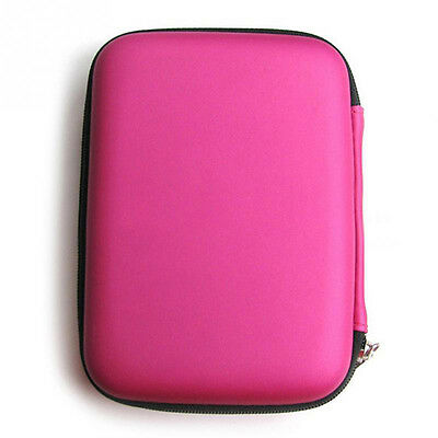 Fashion Universal Portable Zipper External 2.5 inch HDD Bag Case Pouch Protector