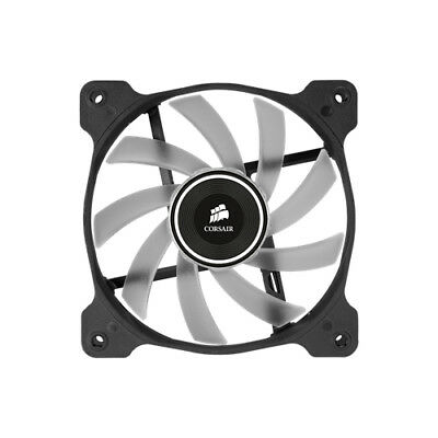 Corsair Air Series AF120 120mm Case Fan High Airflow Silent White LED Quiet