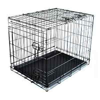 Petface Wire Dog Crate XS, Small, Medium or XL