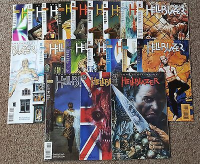 Hellblazer Comic Bundle - DC Vertigo 52 55 76 100 and more. x18 Comics
