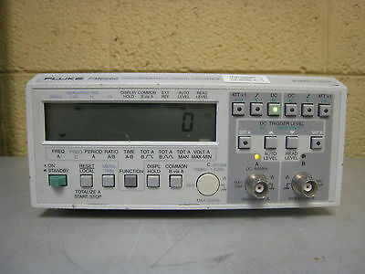 Fluke PM6666 PM6666/011 Programmable Frequency Timer Counter Used Free Shipping