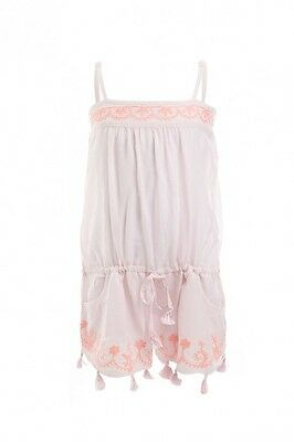 Melissa Odabash Kids Baby Eisha Pink Playsuit Romper 4 Years