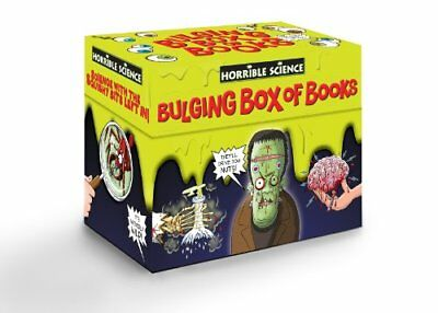 Bulging Box of Books (Horrible Science) New Paperback Book Nick Arnold