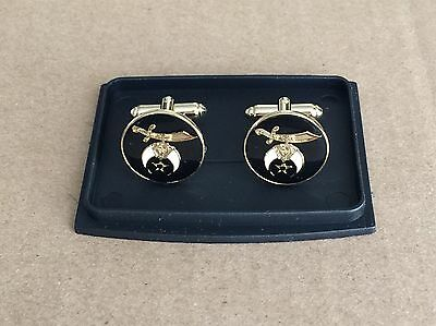 Shriners Cuff Links