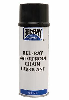Bel Ray waterproof chain lubricant 12oz MX MTB ATV