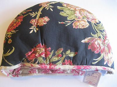 April Cornell Tea Cozy Reversible Conservatory Collection New NWT 100% Cotton