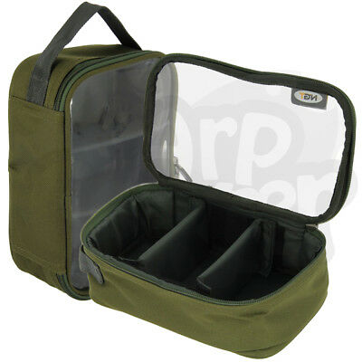 Insulated DPM Carp Coarse Fishing Carryall 3 Tackle Lead Bag Accessory Cases