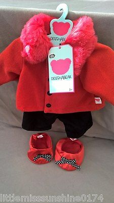 Designa Bear outfits new chad valley fit build a bear also