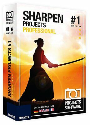 Franzis SHAPREN Projects Professional #1 NEU