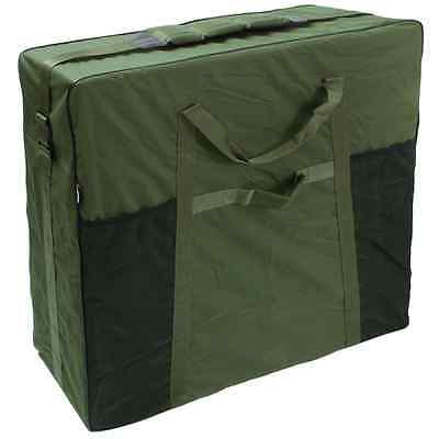 Carp Fishing Tackle Deluxe Padded Bedchair Or Chair Bag Carryall Holdall NGT