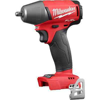 "Milwaukee 2754-20 M18 FUEL™ 3/8"" Compact Impact Wrench w/ Friction Ring (Bare To"