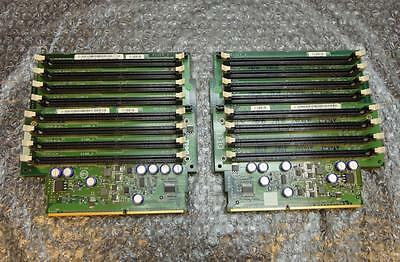 Dell Precision 690 T7400 Workstation Memory Riser / Expansion Cards JF806 JF807