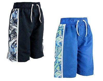 Boys Swimming Shorts Cargo Bay Beach Summer Swimming Trunks. Ages:2-12years