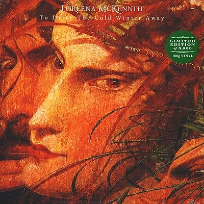 LOREENA MCKENNITT - DRIVE THE COLD WINTER AWAY Limited Numbered 180g LP | VINYL
