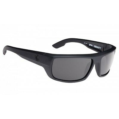 Occhiali Da Sole Bounty Black Lens Gray Polarized Spy Originali Nuovi