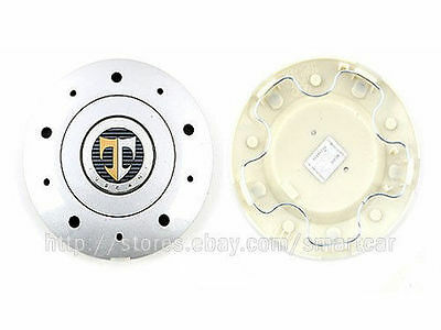 "Wheel Cap for 2002-2006 Hyundai Tiburon / Coupe fit on OEM 16"" Wheel Rim - 4pcs"