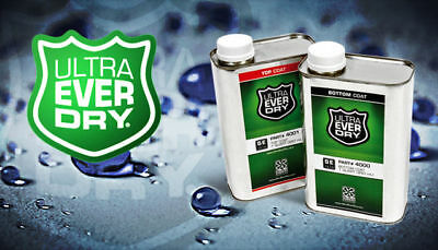 Ultra Ever Dry Set Of Bottom And Top Coat Superhydrophobic And Oleophobic