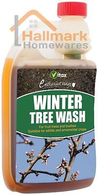 Vitax Winter Wash For Fruit Tree Bushes Vine Aphid Insect Control 500ml
