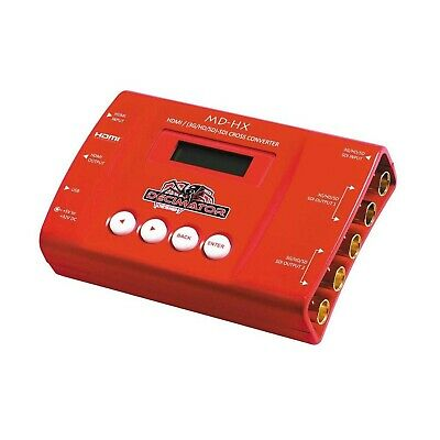 Decimator MD-HX HDMI and SDI Cross Converter with Scaling & Frame Rate Conve