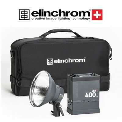 Kit Elinchrom ELB 400 Hi Sync To Go | BargainFotos