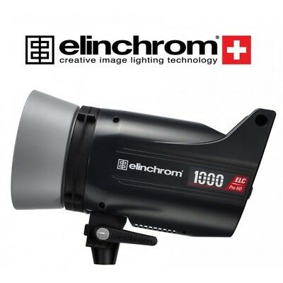 Flash Compacto Elinchrom ELC Pro HD1000 | BargainFotos