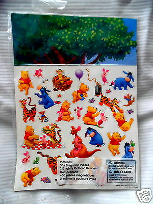 Winnie the Pooh Magnetic Play Set