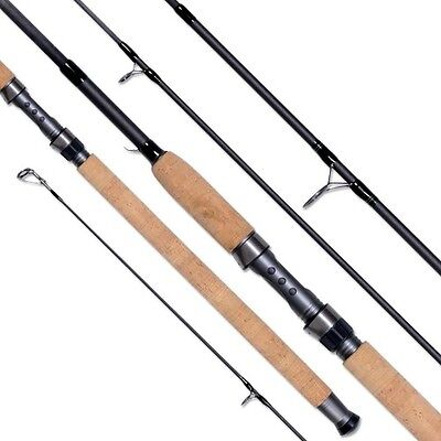 NEW Shakespeare Agility Spinning Fishing Rod - 8ft - 1278779