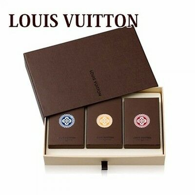 LOUIS VUITTON card set Trump M65460 Very rare!!  Novelty With Tracking F/S NEW