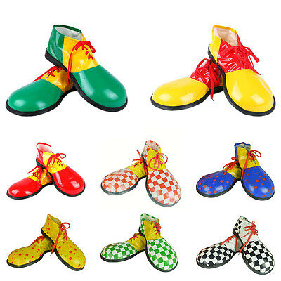 Clown Shoes Popular Halloween Holiday Cosplay Costume Props Adult Masquerade